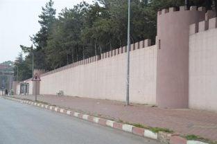 Bilecik Tugay Duvarı