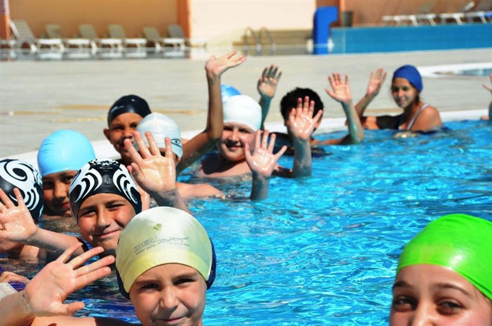 Bilecik Belediyesi Yüzme Havuzu