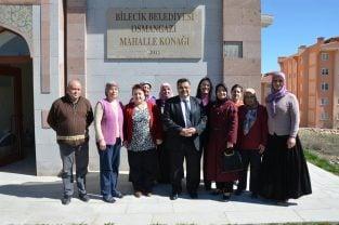 Selim Yağcı Bilecik Milletvekili