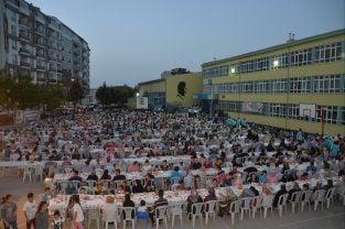 Ramazan Mahalle Iftarı