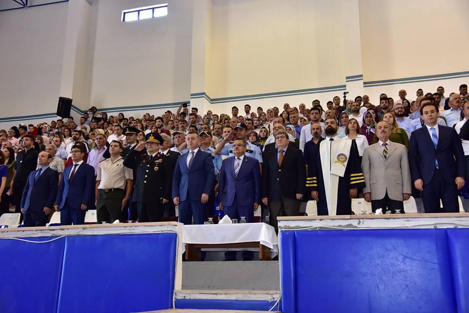 Bilecik Polis Adaylari Yemin Toreni