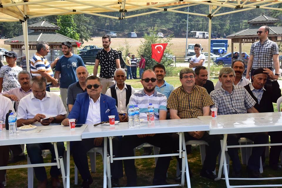 Erzurumlular Derneğince Düzenlenen Şenliklere Katıldık