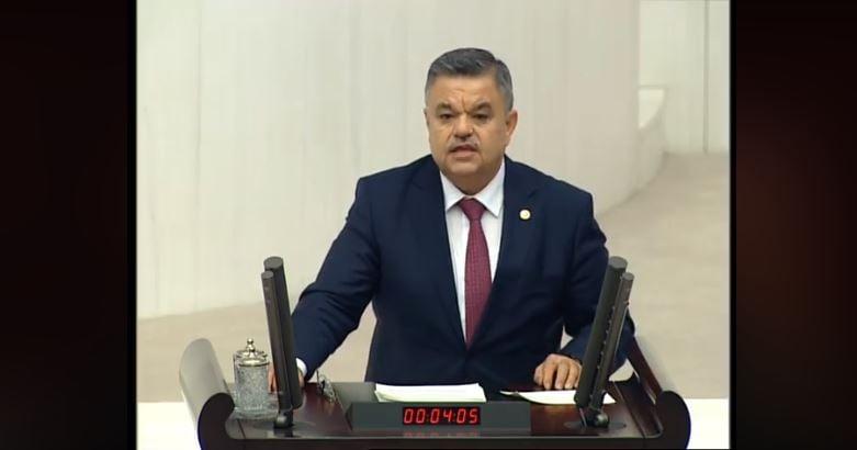 Bilecik Milletvekili Selim Yagci Tbmm Konusmasi