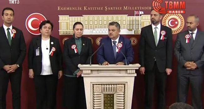 Bilecik Milletvekili Selim Yagci 100 Yillik Vefa 100 Yillik Farkindalik