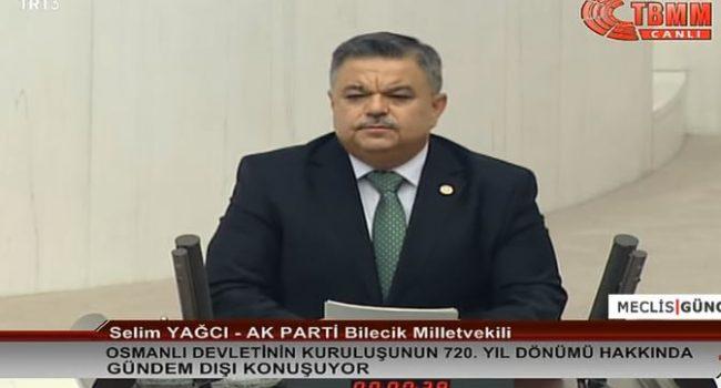Selim Yagci Bilecik Milletvekili Tbmm